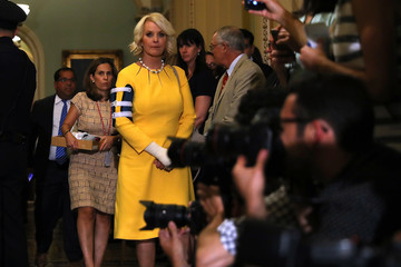 Cindy McCain Senate Holds Procedural Vote on GOP Health Care Bill