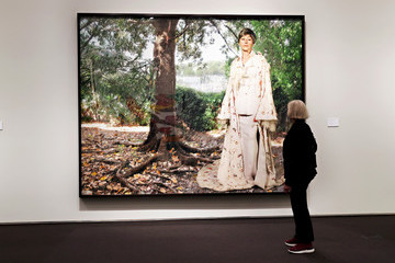 Cindy Sherman Christie's New York Evening Sales Preview