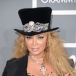 Cindy Valentine The 55th Annual GRAMMY Awards - Arrivals