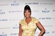 "Vivica Fox attends the Cinema Society & Bally screening of Sony Pictures Classics' ""At Any Price"" at Landmark Sunshine Cinema on April 18, 2013 in New York City."