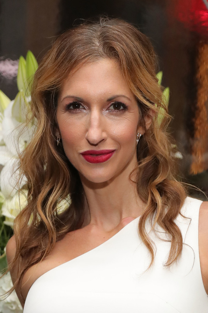 Alysia Reiner attends the after party for Sony Pictures Classics Equity screening