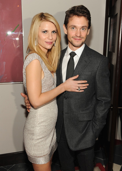 "Claire Danes Actors Claire Danes and husband Hugh Dancy attend the after party for The Cinema Society with Screenvision & Brooks Brothers screening of ""Me And Orson Welles"" at Gramercy Park Hotel on November 23, 2009 in New York City."