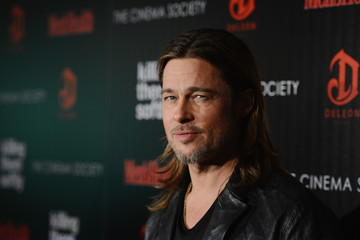 Brad Pitt Opens Up About Drug Use and Happiness in New 'Esquire' Interview