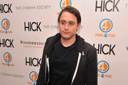 """Kieran Culkin attends the Cinema Society & Phase 4 Films screening of """"Hick"""" at the Crosby Street Hotel on May 3, 2012 in New York City."""