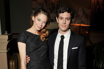 """Adam Brody The Cinema Society With Town & Country And Brooks Brothers Host A screening Of """"Damsels In Distress"""" - After Party"""