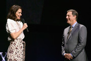 Katie Holmes and Adam Fogelson Photos Photo