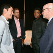 John Fithian and Chadwick Boseman Photos