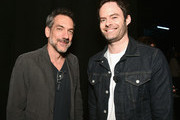 Bill Hader and Todd Phillips Photos - 1 of 1 Photo