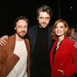 James McAvoy and Andy Muschietti Photos