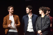 James McAvoy and Andy Bean Photos Photo