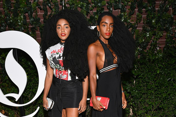 Cipriana Quann The Business of Fashion Celebrates the #BoF500 at Public Hotel New York - Arrivals