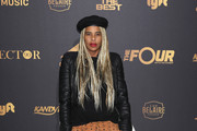 Laurieann Gibson attends The Four cast Sean Diddy Combs, Fergie, and Meghan Trainor Host DJ Khaled's Birthday Presented by CÎROC and Fox on December 2, 2017 in Beverly Hills, California.