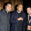 Nick Swisher Rev Run Photos