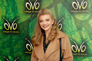 Natalie Dormer attends the Cirque du Soleil OVO premiere at Royal Albert Hall on January 10, 2018 in London, England.