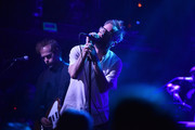 Singer Matt Berninger of The National performs onstage during Citi Sound Vault Presents The National at Irving Plaza on January 25, 2018 in New York City.