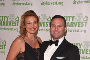 TV Personality, restaurateur Donatella Arpaia and Allan Stewart attend City Harvest's 21st Annual Gala - An Evening Of Practical Magic on April 30, 2015 in New York City.