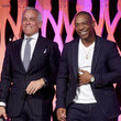 Ja Rule and Geoffrey Zakarian
