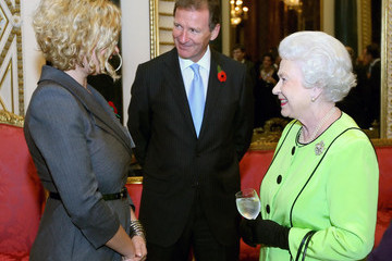 Sir Gus O'Donnell Civil Service Awards Reception at Buckingham Palace