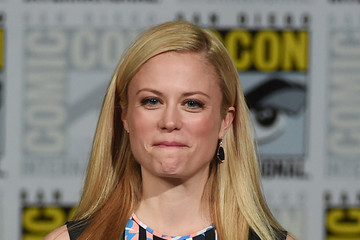 Claire Coffee The 'Grimm' Season 5 Panel at Comic-Con International 2015