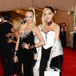 Claire Courtin-Clarins Red Carpet Arrivals at the Met Gala