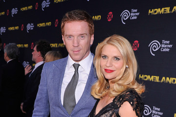 """Claire Danes Damian Lewis Showtime And Time Warner Cable Host A Premiere Screening & Reception To Launch The Second Season Of """"Homeland"""""""