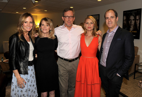 "Screening Of Showtime's ""Homeland"" Season 3 Finale ""The Star"""