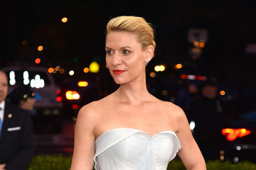 Claire Danes 'Manus x Machina: Fashion In An Age of Technology' Costume Institute Gala - Arrivals
