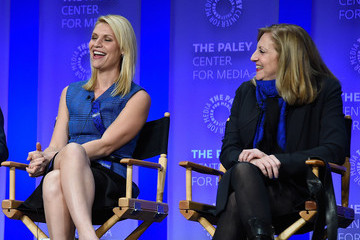 """Claire Danes The Paley Center For Media's 32nd Annual PALEYFEST LA - """"Homeland"""" - Inside"""