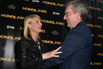 Claire Danes Emmy FYC Event for Showtime's 'Homeland' - Arrivals