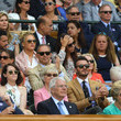 Claire Foy Day Ten: The Championships - Wimbledon 2019