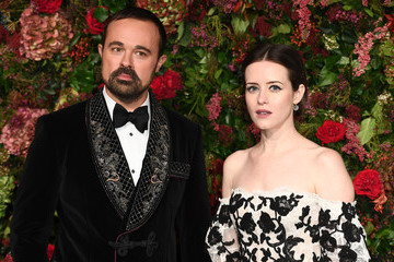 Claire Foy Evening Standard Theatre Awards - Red Carpet Arrivals