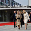 Claire Horton Queen Elizabeth II Visits Battersea Dogs and Cats Home