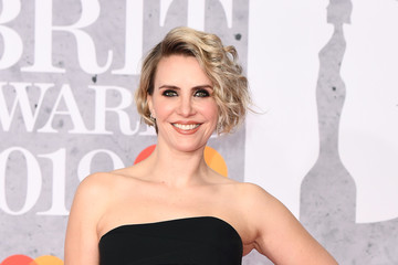 Claire Richards The BRIT Awards 2019 - Red Carpet Arrivals