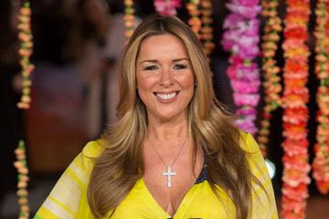 Claire Sweeney The Royal Film Performance: 'The Second Best Exotic Marigold Hotel' - World Premiere - Red Carpet Arrivals