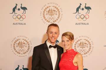 Claire Tallent Prime Minister's Olympic Dinner