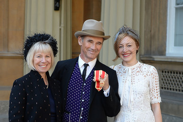 Claire van Kampen Investitures at Buckingham Palace