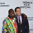 Tracy Morgan and Ed Helms