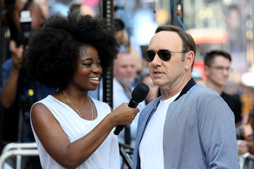 Clara Amfo European Premiere of Sony Pictures 'Baby Driver'