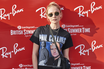 Clara Paget Ray-Ban Rooms At Barclaycard Presents British Summer Time Hyde Park