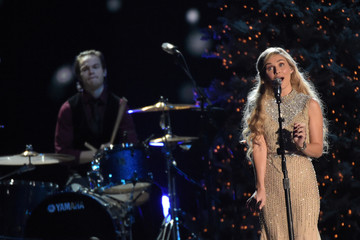 Clare Bowen CMA 2014 Country Christmas