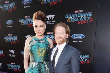 Clare Grant The World Premiere of Marvel Studios' 'Guardians of the Galaxy Vol. 2'