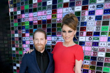 Clare Grant Premiere Of Warner Bros. Pictures' 'Ready Player One' - Red Carpet