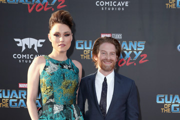 Clare Grant Premiere of Disney and Marvel's 'Guardians of the Galaxy Vol. 2' - Arrivals