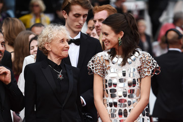 Clarie Denis 'Oh Mercy! (Roubaix, Une Lumiere)'Red Carpet - The 72nd Annual Cannes Film Festival