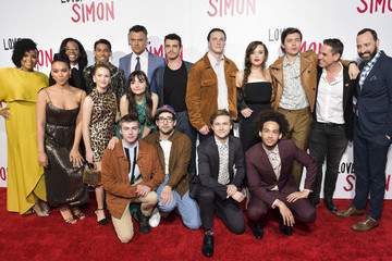 Clark Moore Special Screening Of 20th Century Fox's 'Love, Simon' - Red Carpet