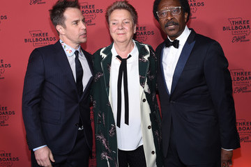 Clarke Peters Premiere Of Fox Searchlight Pictures' 'Three Billboards Outside Ebbing, Missouri' - Arrivals