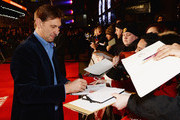 Tony Adams attends the World premiere of 'The Class of 92' at Odeon West End on December 1, 2013 in London, England.