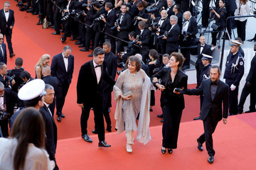 Claudia Cardinale 70th Anniversary Red Carpet Arrivals - The 70th Annual Cannes Film Festival