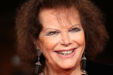 Claudia Cardinale Rome Film Festival Opening And 'Moonlight' Red Carpet - 11th Rome Film Festival
