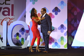 Claudia Jordan 2017 ESSENCE Festival Presented by Coca-Cola Ernest N. Morial Convention Center - Day 2